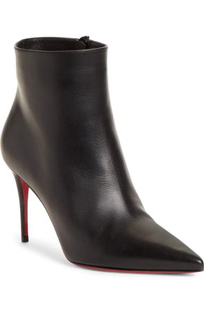 Christian Louboutin So Kate Pointed Toe Bootie (Women) | Nordstrom
