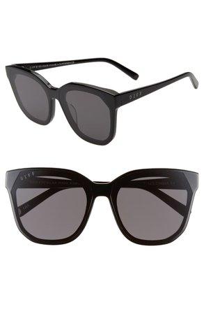 DIFF Gia 62mm Oversize Square Sunglasses | Nordstrom