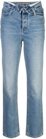 Cult Flip open front jeans