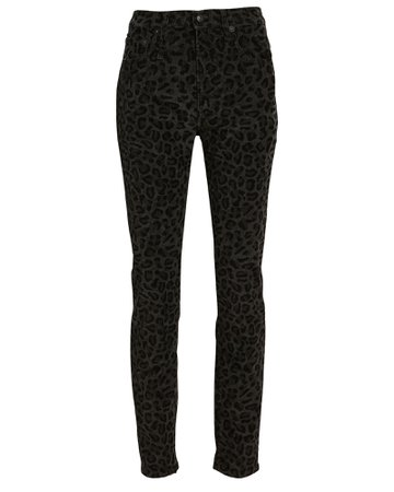 R13 High-Rise Skinny Jeans | INTERMIX®