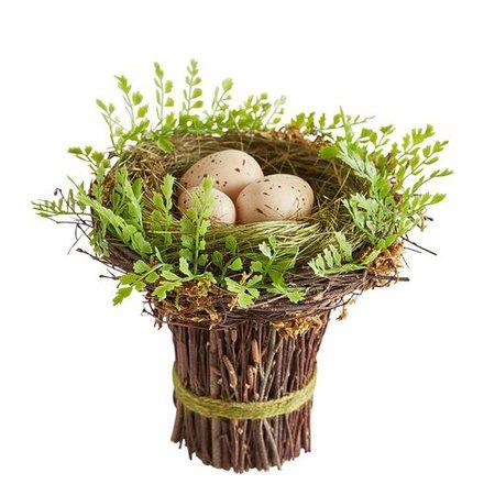 Natural Easter Eggs Nests | Pier 1