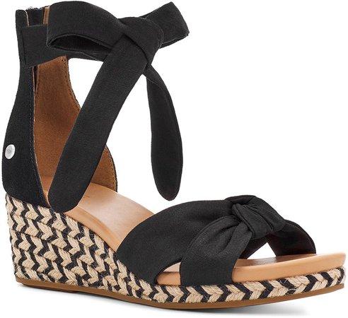 Yarrow Espadrille Wedge Sandal