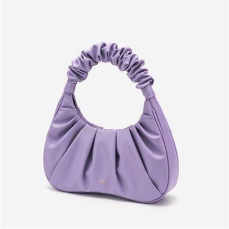 JW Pei gabbi bag purple handbag