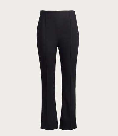 Petite High Waist Kick Crop Pants | LOFT