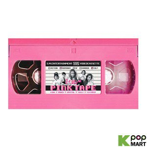 f(x) Vol. 2 - Pink Tape (52P Photobook)