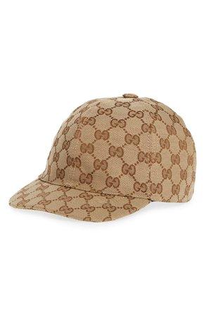 Gucci Logo Baseball Cap (Kids) | Nordstrom