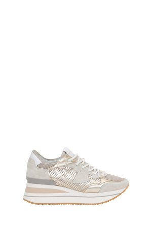 Philippe Model Triomphe Daim Sneakers