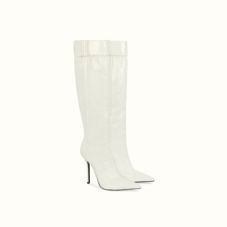 The puffer boots 115 - Cream | FENTY