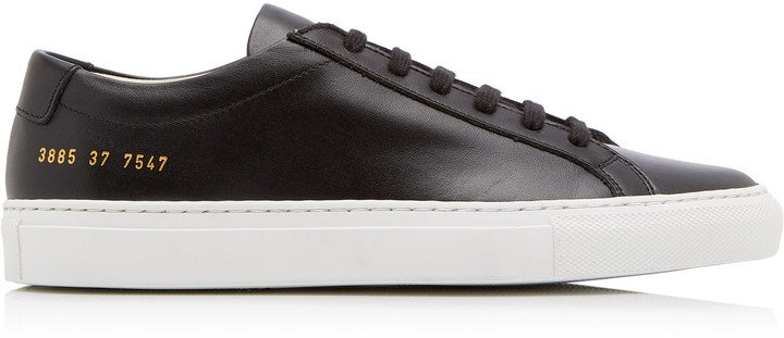 Original Achilles Two-Tone Leather Sneakers