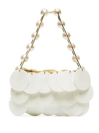 Vanina Boutons D'Or Shoulder Bag - Farfetch