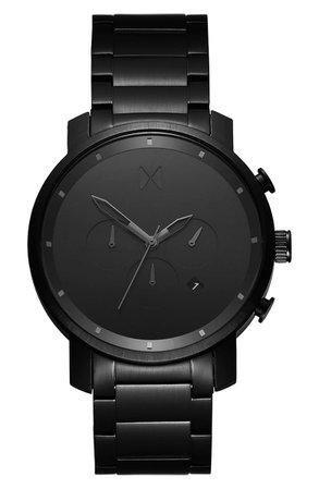 MVMT The Chrono Chronograph Bracelet Watch, 45mm | Nordstrom