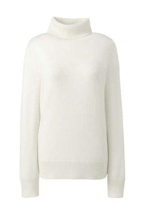 Women's Cashmere Turtleneck Sweater | Lands' End