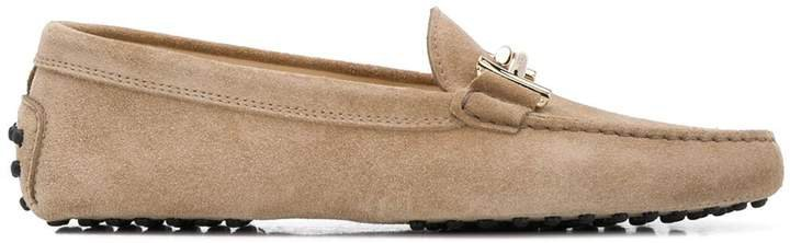 Double T Gommino loafers