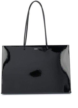 Medea Large Leather Tote Bag