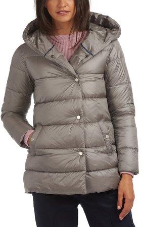 Lossie Hooded Puffer Jacket