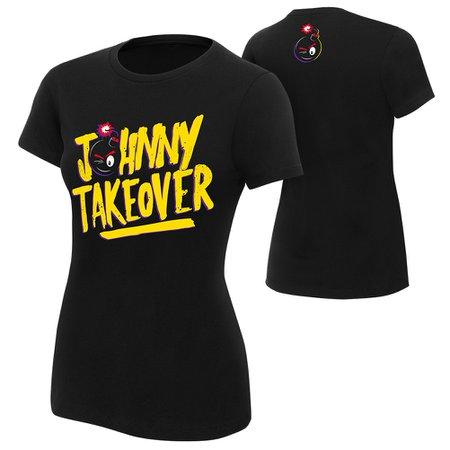 "Johnny Gargano ""Johnny Takeover"" Shirt"