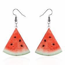 watermelon earrings - Google Zoeken