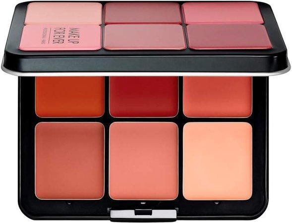 Ultra HD Invisible Cover Cream Blush Palette