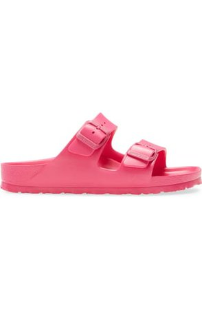 Birkenstock Essentials Arizona Waterproof Slide Sandal (Women) (Nordstrom Exclusive) | Nordstrom