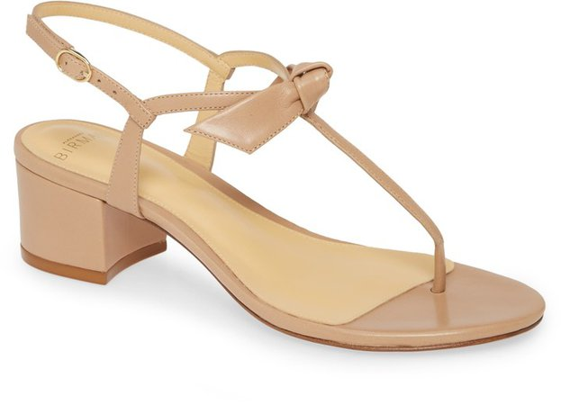 Clarita T-Strap Sandal
