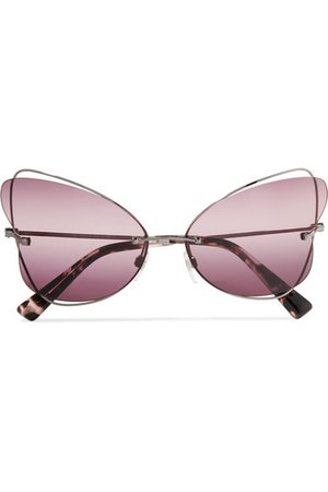 Valentino   Valentino Garavani cat-eye sunglasses
