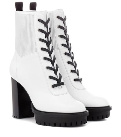 Martis 70 leather ankle boots