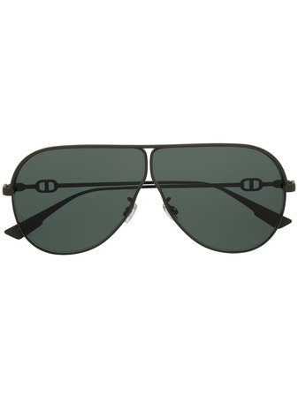 Dior Eyewear Aviator Frame Sunglasses - Farfetch