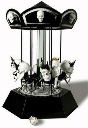 Creepy Carousel