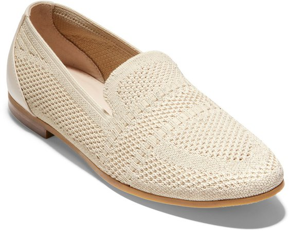 Modern Classic Knit Loafer