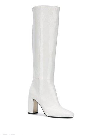 Nicholas Kirkwood ELEMENTS boots 85mm
