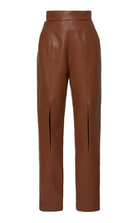 Faux Leather Pants by MATÉRIEL | Moda Operandi