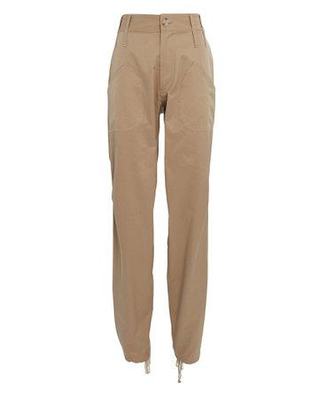 Petersyn Caravan Khaki Trousers   INTERMIX®