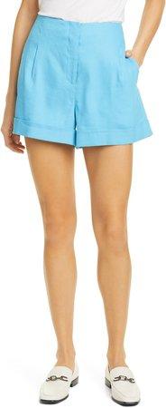 Jess Linen Blend Shorts