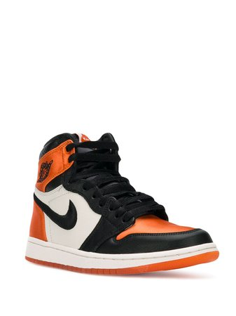 Jordan Jordan 1 Satin Shattered Backboard Sneakers - Farfetch