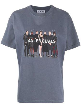 Balenciaga T-Shirt Real Balenciaga - Farfetch