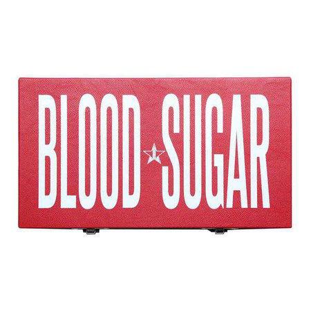 Blood Sugar Palette – Jeffree Star Cosmetics