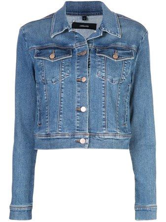 J Brand Harlow Denim Jacket - Farfetch