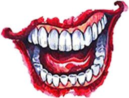 pinterest joker tattoo - Google Search