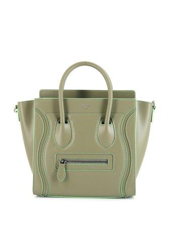 Céline Pre-Owned pre-owned Nano Luggage Tote Bag - Farfetch