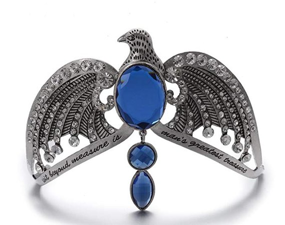 Amazon.com : Lost Diadem of Ravenclaw Lord Voldemort's Horcrux & Deathly Hallows : Everything Else