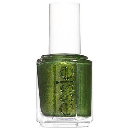 Essie - Sweater Weather - Green - Nail Polish