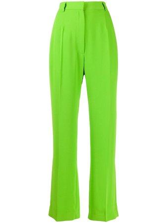 MM6 Maison Margiela Tailored straight-leg Trousers - Farfetch