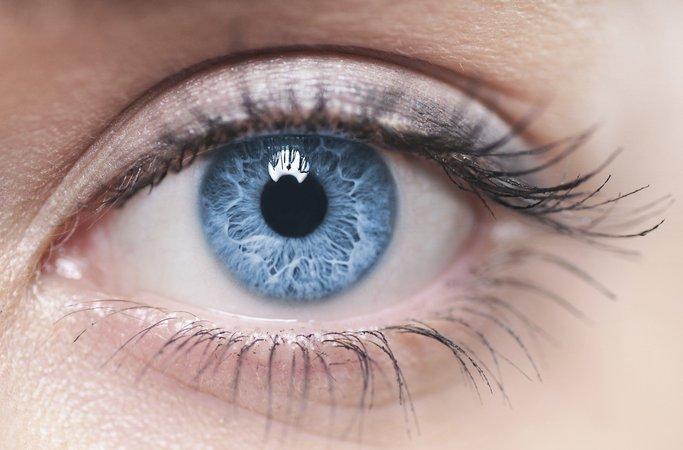 Image about blue in eyes by waaaawww on We Heart It