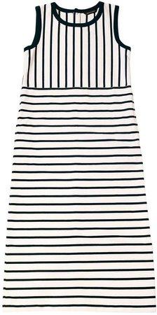 JAPAN EXCLUSIVE Button-Back T-Shirt Dress