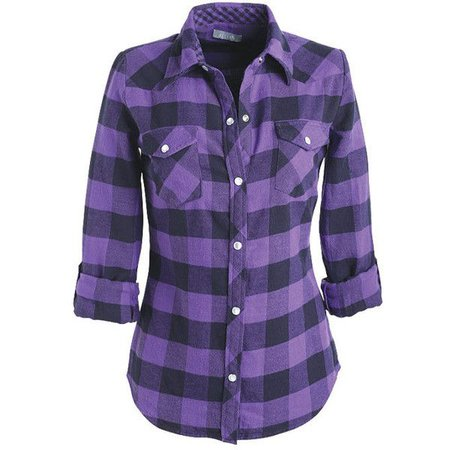purple flannel shirt - Google Search