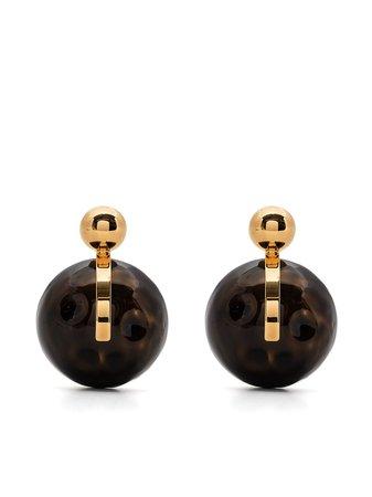 Marni Disc Drop Earrings - Farfetch