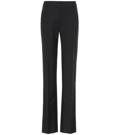 Pantalon En Laine Et Mohair | Valentino - Mytheresa