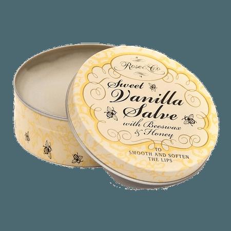 Sweet Vanilla Lip Balm Filler