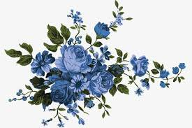 blue flowers png - Google Search
