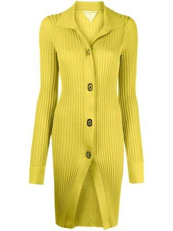 Bottega Veneta long-sleeve ribbed-knit Shirt - Farfetch